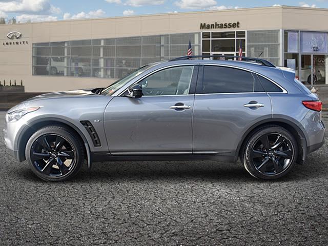 2016 INFINITI QX70 AWD 4dr 3