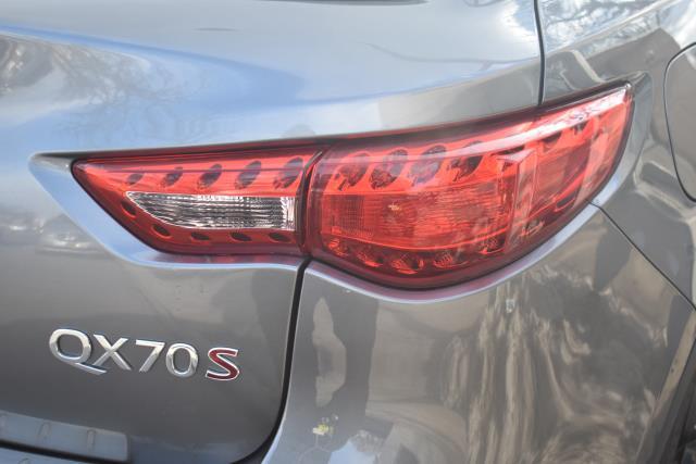 2016 INFINITI QX70 AWD 4dr 8