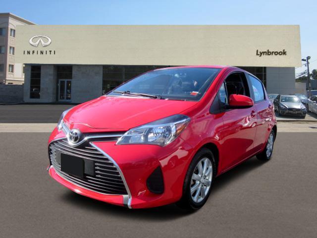 2015 Toyota Yaris LE 0