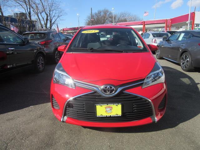 2015 Toyota Yaris LE 5