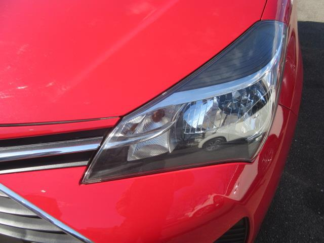 2015 Toyota Yaris LE 6