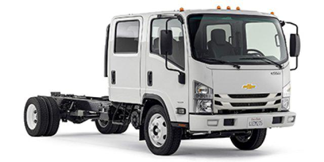 2019 Chevrolet 5500Hd Lcf Diesel 2WD Crew Cab 176