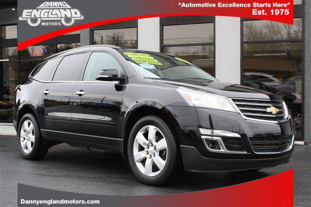 2017 Chevrolet Traverse LT for sale in New Tazwell, TN