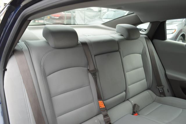 2017 Chevrolet Malibu LS 16