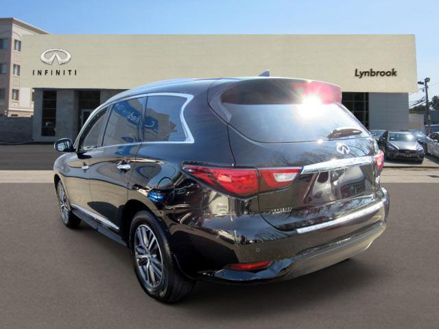 2018 INFINITI QX60 AWD 1