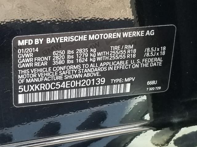 2014 BMW X5 xDrive35i 28