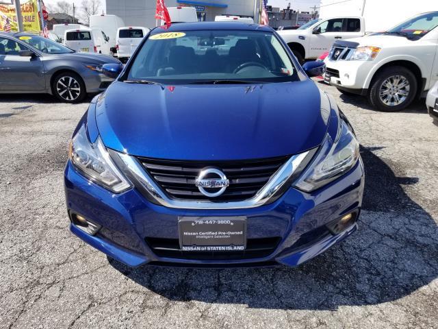 2018 Nissan Altima 2.5 SR 6
