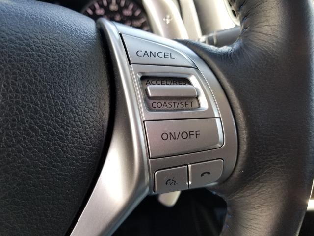 2018 Nissan Altima 2.5 SR 20