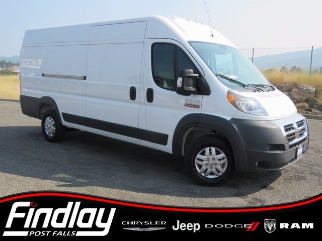 """2017 Ram ProMaster Cargo Van 3500 High Roof 159"""" WB EXT for sale in Post Falls, ID"""
