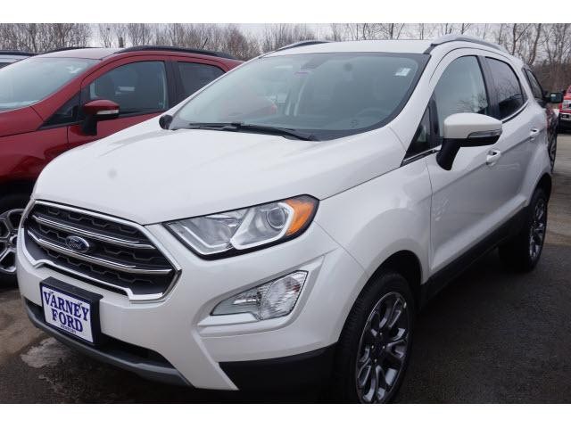2019 Ford EcoSport Titanium for sale in Newport, ME