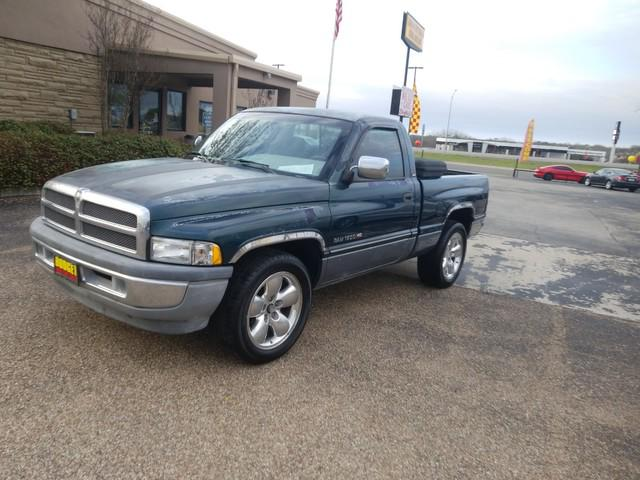 Used Dodge Ram-1500 1995 KILLEEN WS Reg. Cab 6.5-ft. Bed 2WD