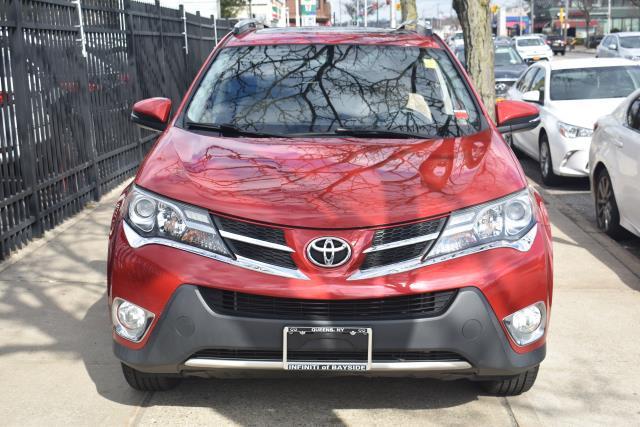 2013 Toyota RAV4 XLE 4