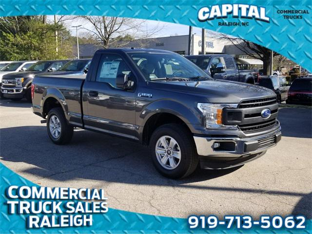 Magnetic 2019 Ford F-150 XL WORK TRUCK 2D Standard Cab Raleigh NC
