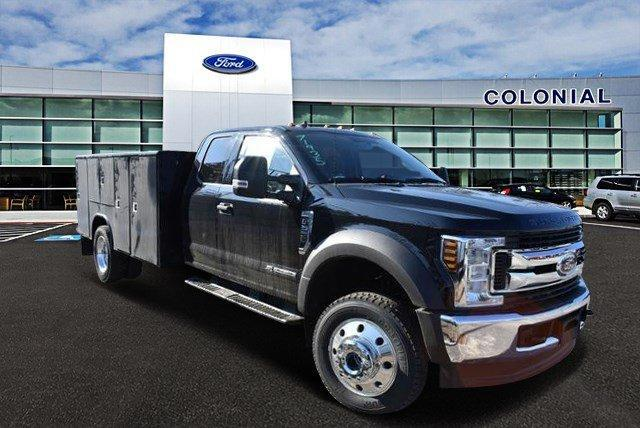 2019 Ford F-550 XLT for sale in Plymouth, MA