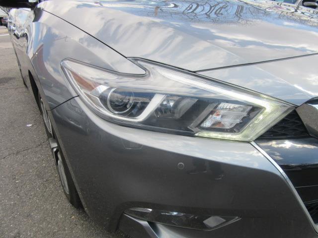 2017 Nissan Maxima SV 6