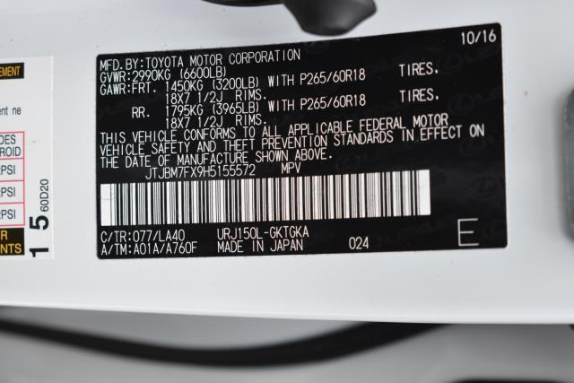 2017 Lexus GX GX 460 11