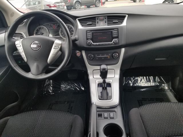 2015 Nissan Sentra SR 16