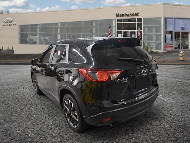 2016 Mazda Cx-5 Grand Touring 3