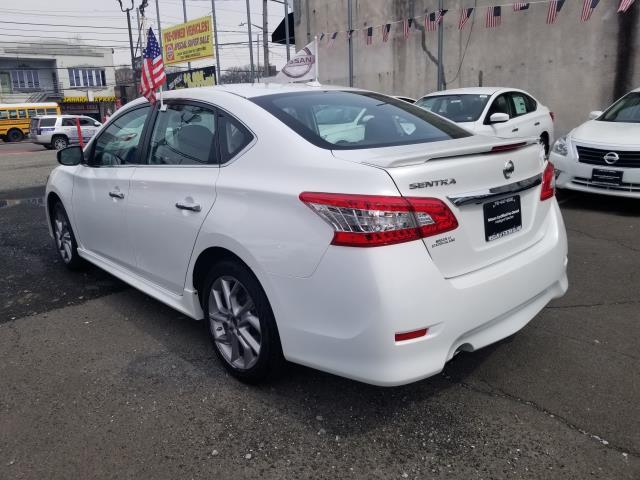 2015 Nissan Sentra SR 1