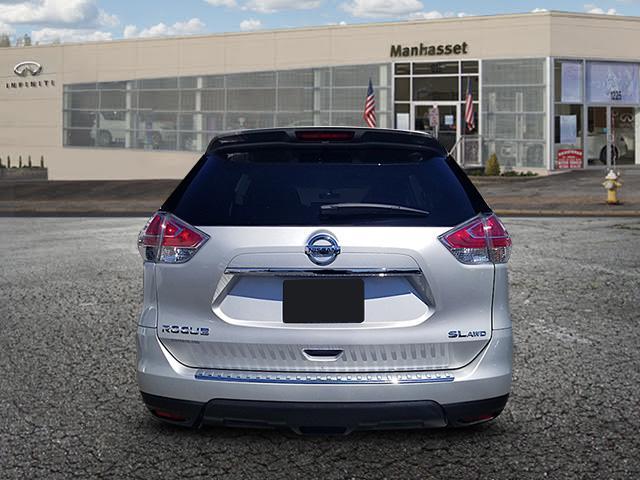 2016 Nissan Rogue SL 2