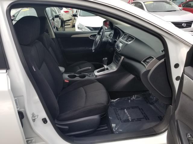 2015 Nissan Sentra SR 12