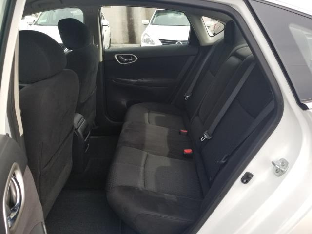 2015 Nissan Sentra SR 8