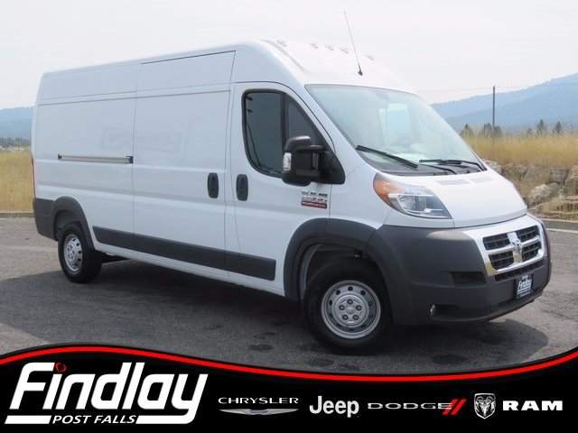 """2017 Ram ProMaster Cargo Van 2500 High Roof 159"""" WB for sale in Post Falls, ID"""