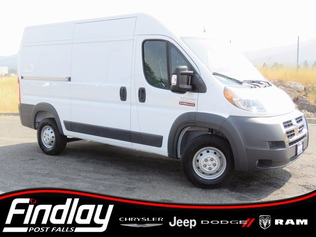 """2017 Ram ProMaster Cargo Van 2500 High Roof 136"""" WB for sale in Post Falls, ID"""
