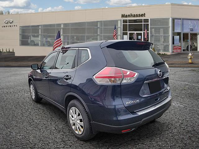 2016 Nissan Rogue S 1