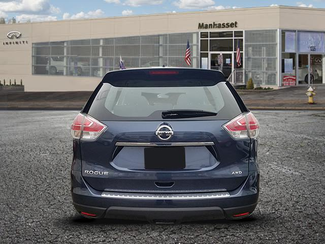 2016 Nissan Rogue S 2