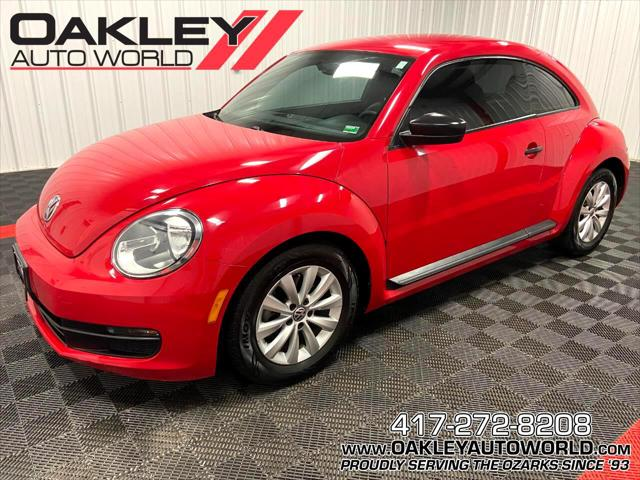 2015 Volkswagen Beetle Coupe 1.8T Fleet Edition for sale in Branson West, MO