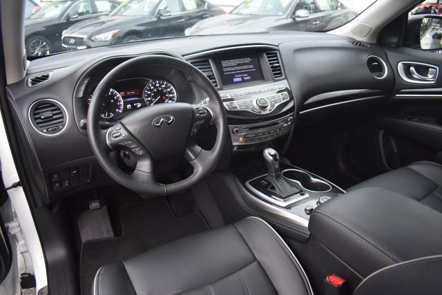 2018 INFINITI QX60 AWD 17