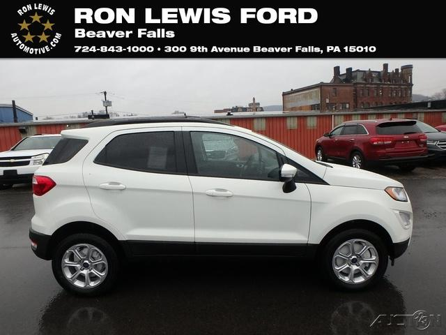 2019 Ford EcoSport SE for sale in Beaver Falls, PA