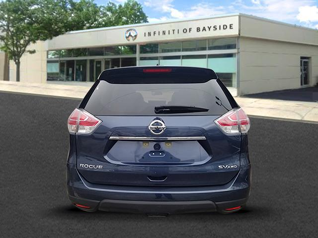 2016 Nissan Rogue SV 3
