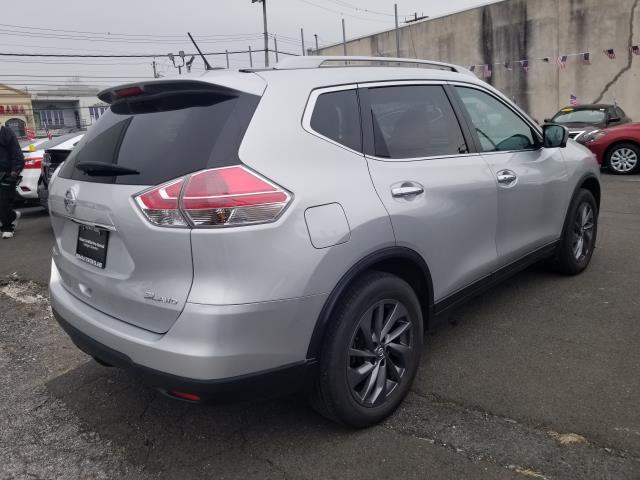 2016 Nissan Rogue SL 3