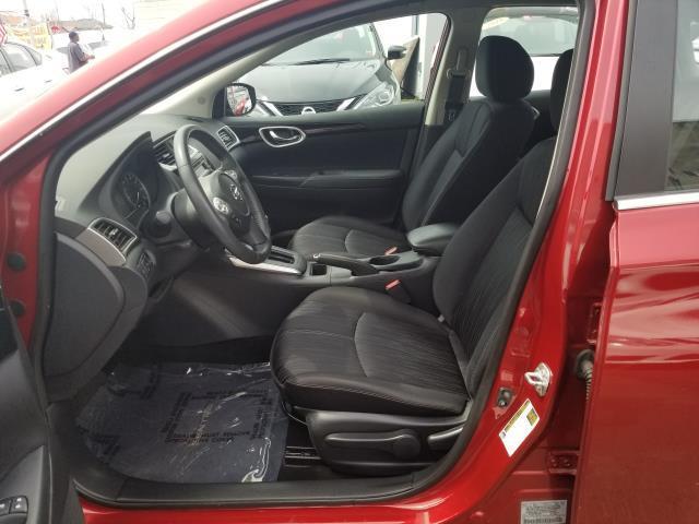 2016 Nissan Sentra SV 7
