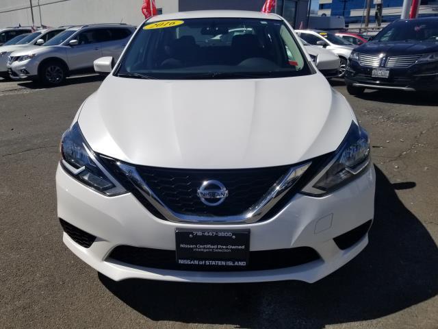 2016 Nissan Sentra SV 6