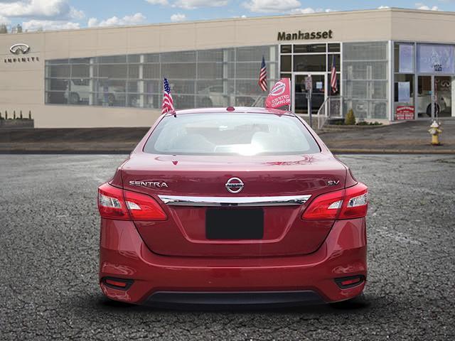 2016 Nissan Sentra SV 2