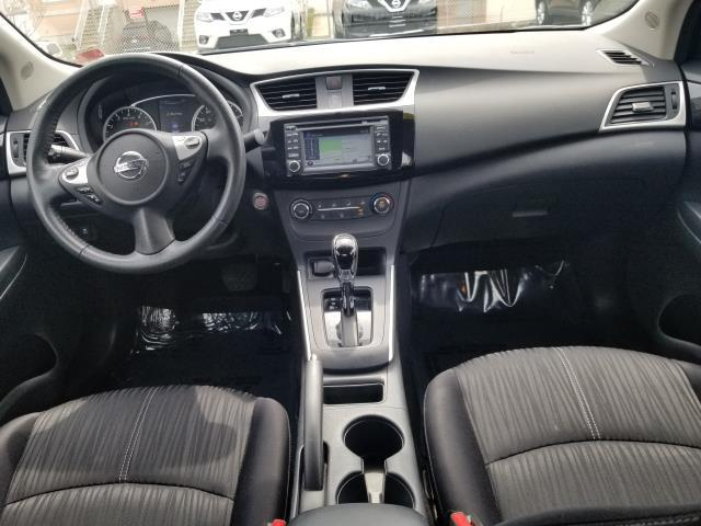 2016 Nissan Sentra SV 16