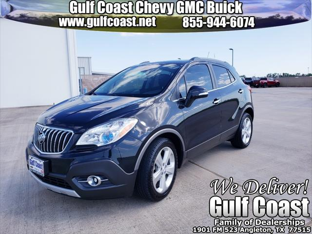 2016 Buick Encore Leather for sale in Angleton, TX