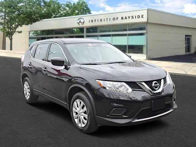 2016 Nissan Rogue S [1]