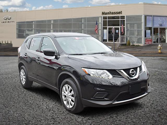 2016 Nissan Rogue S [2]