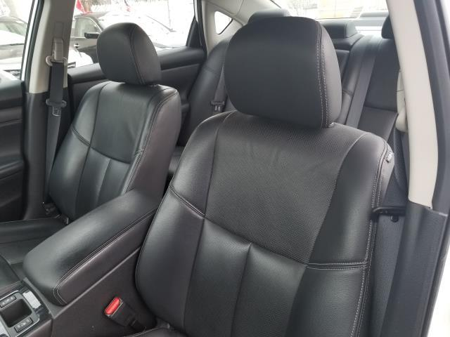 2016 Nissan Altima 2.5 SL 9