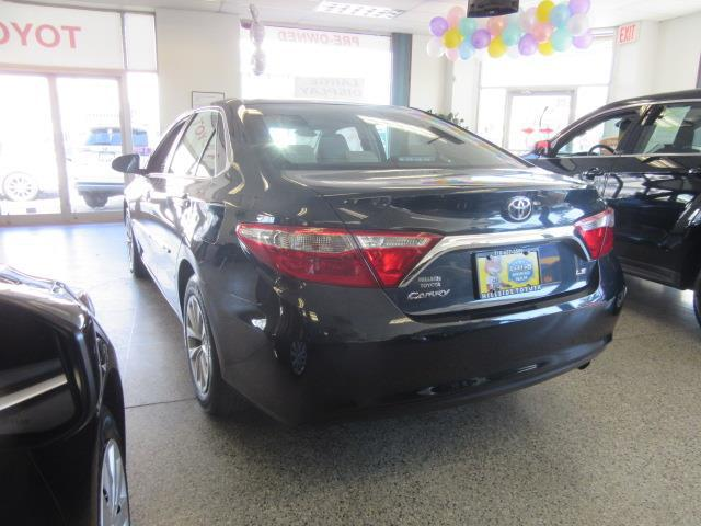 2017 Toyota Camry LE 1