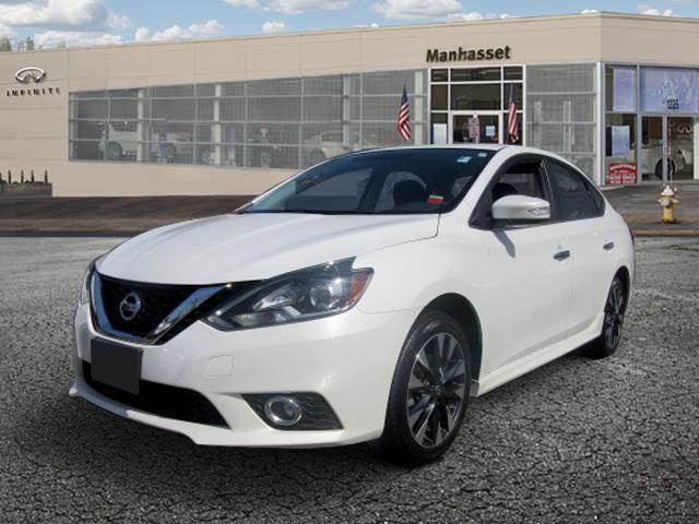 2016 Nissan Sentra SR 0