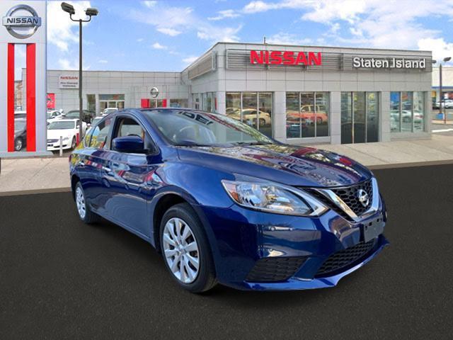 2018 Nissan Sentra S [0]
