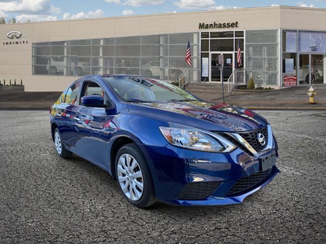 2018 Nissan Sentra S [10]