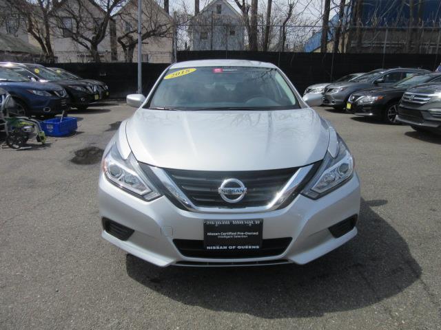 2018 Nissan Altima 2.5 S 6
