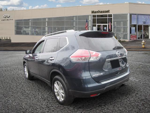 2016 Nissan Rogue SV 1