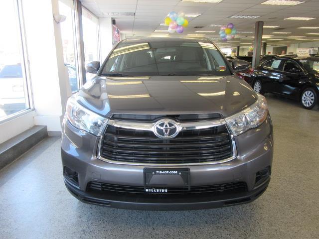 2015 Toyota Highlander LE 5